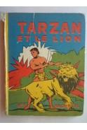 Tarzan et le lion. Par Edgar Rice Burroughs. Hachette. Комикс