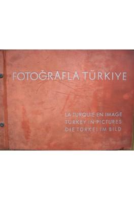 Fotografla Turkiye. Албум черно-бели фотографии от Турция