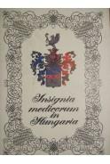 Coats of arms of Hungarian physicians. 19 герба на унгарски лекари в папка