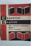 Essential English for foreign students. 1, 2, 3 и 4 част