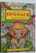 Dinosaur drawing book