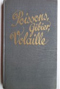 Poissons, gibier et volaille