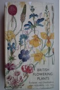 British flowering plants. Evolution and classification of families and genera, with notes on their distribution