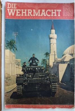 Списание Die Wehrmacht