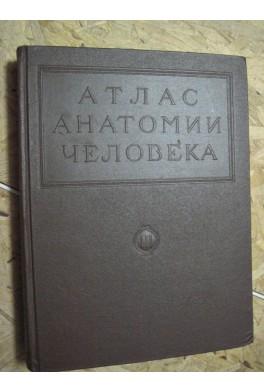 Атлас анатомии человека. Tом 3. Учение о внутренностях splanchnologia