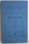 M. Tvlli Ciceronis. Scripta qvae manservnt omnia. Fasc. 4. Brvtvs