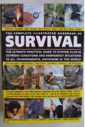 The complete illustrated handbook of survival. Akkermans, Drake, Mattos, Middleton. Оцеляване