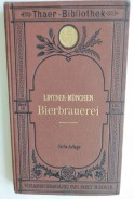 Grundriß der Bierbrauerei. C.J. Lintner